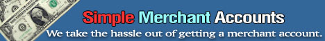 Simple Merchant Accounts